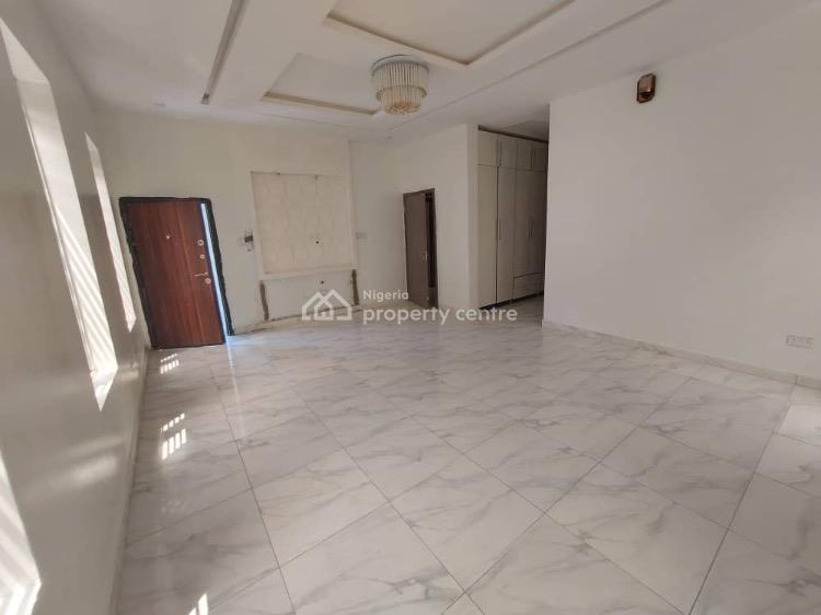 Luxurious 5 Bedroom Fully Detached Duplex with a Room Bq, Chevron, Lekki, Lagos, Detached Duplex for Sale