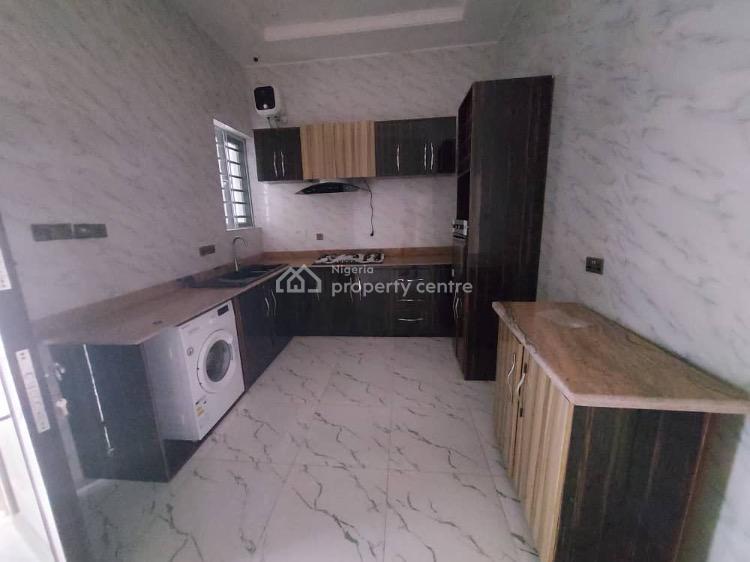 Premium 4 Bedroom Fully Detached Duplex with a Room Bq, Chevron, Lekki, Lagos, Detached Duplex for Sale