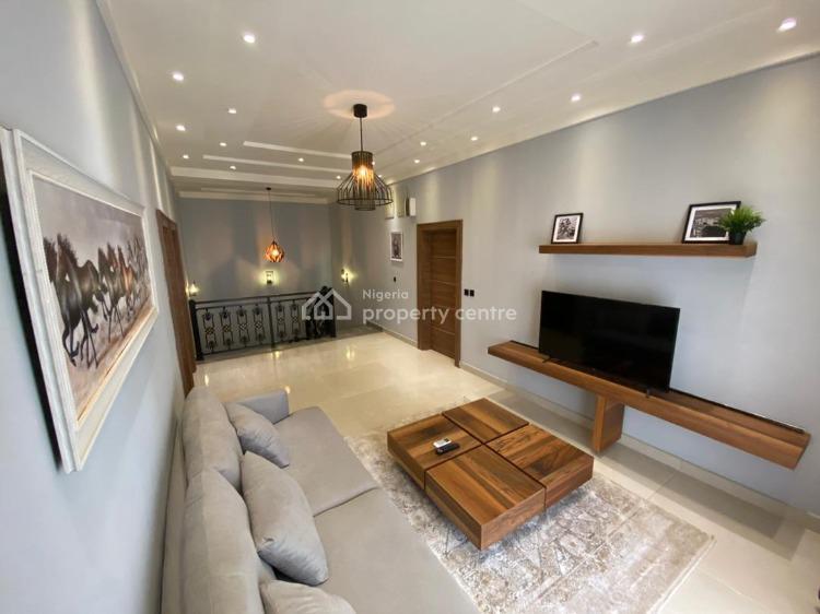 Luxury 4 Bedrooms Semi Detached Duplex with Facilities, Ambassadors Villa, Lugbe District, Abuja, Semi-detached Duplex for Sale