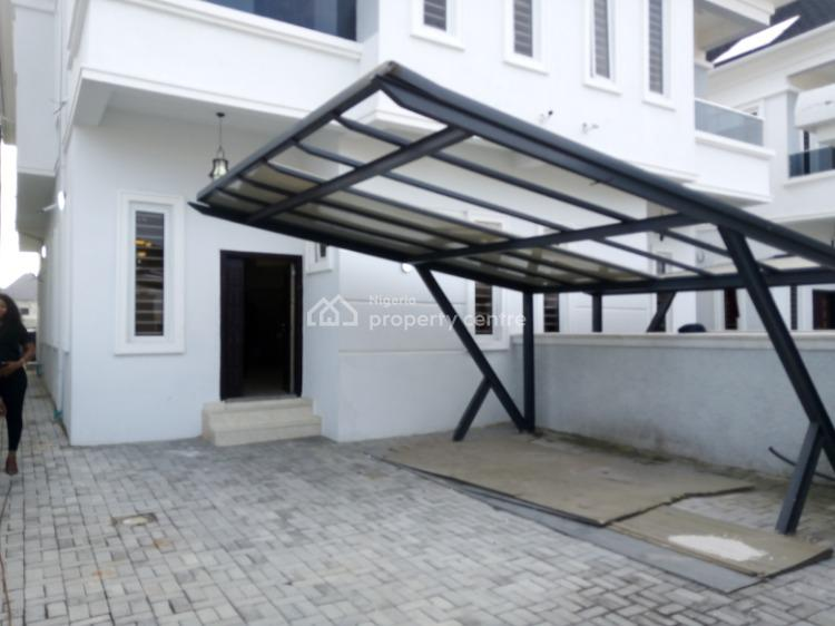 4 Bedroom Semi Detached Duplex, By Chevron, Lekki Expressway, Lekki, Lagos, Semi-detached Duplex for Sale