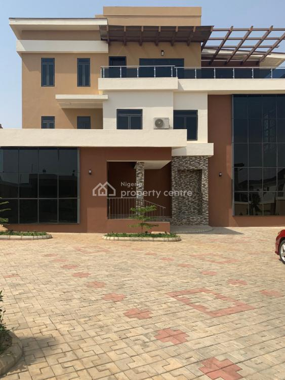 Scintillating 5 Bedrooms Fully Detached Duplex, Guzape District, Abuja, Detached Duplex for Sale