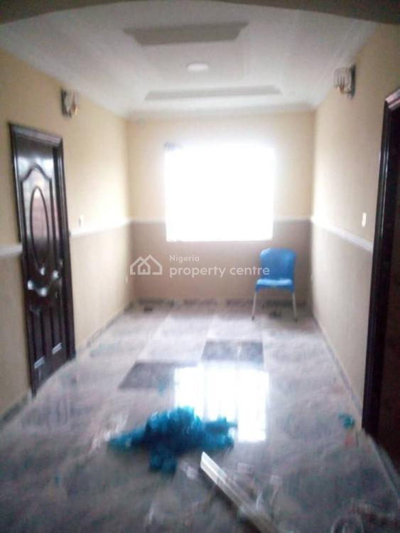 Newly Built and Superbly Finished 3 Bedroom Flat, Off Ayo-alabi Oke-ira., Ogba, Ikeja, Lagos, Flat for Rent