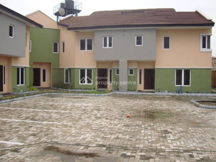 Appealing 4 Bedroom Terrace with Bq, Idado, Lekki, Lagos, Terraced Duplex for Rent
