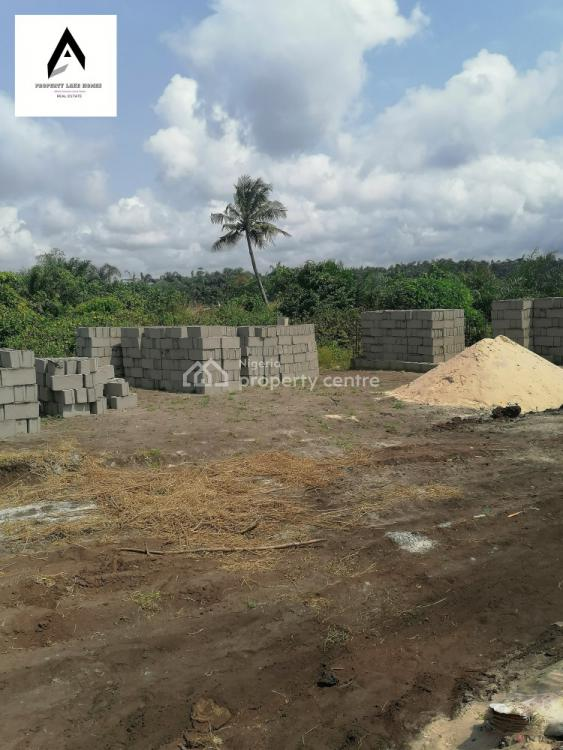 Estate Land with Government Approved Excision, Igando Orudu, By Eleko Beach, Ibeju, Lagos, Residential Land for Sale