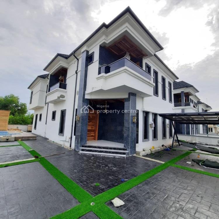 4 Bedroom Detached Duplex + Bq, Royal Garden Estate, Ado, Ajah, Lagos, Detached Duplex for Sale