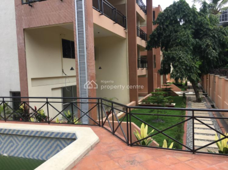 3 Bedrooms Flat with a Room Bq All Rooms Ensuite, Off Boudillon, Old Ikoyi, Ikoyi, Lagos, Flat for Rent