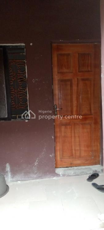 Sweet & Spacious 1 Room Self Con, Atican Beach Area Okun Ajah, Ajah, Lagos, Self Contained (single Rooms) for Rent