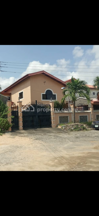 Beautiful 5 Bedroom Detached House, Gbagada Phase 2, Gbagada, Lagos, Detached Duplex for Sale