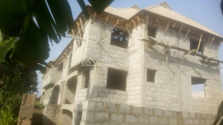 7 Units 2 Bedroom Flat, Celica New Ife Road,, Ibadan, Oyo, Block of Flats for Sale