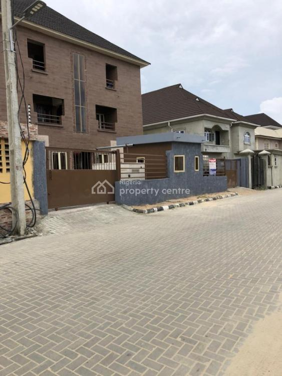 Serviced, Finished and Furnished 4 Bedroom Apartment., Sangotedo, Ajah, Lagos, Flat for Sale