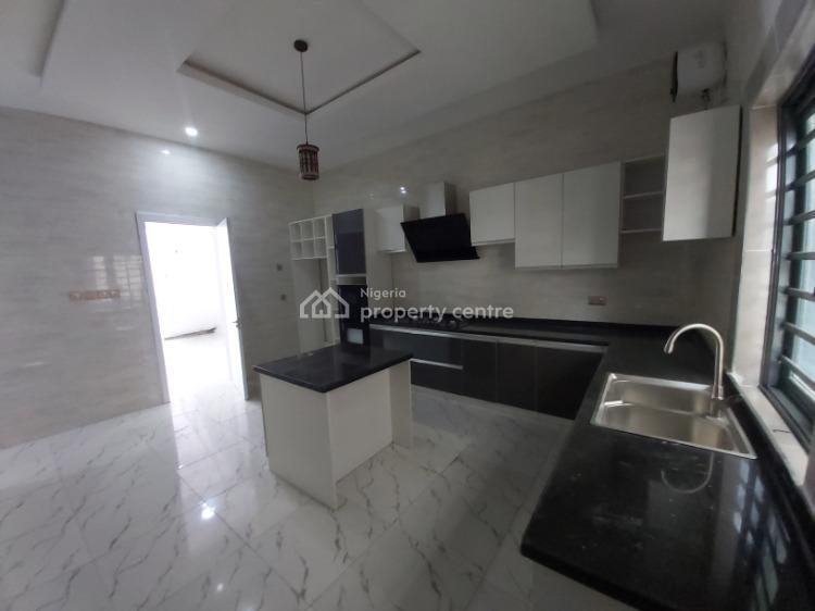Superb 4bedroom, Chevron, Lekki Phase 2, Lekki, Lagos, Semi-detached Duplex for Sale