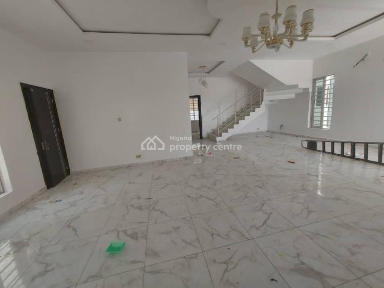 Exotic Lovely 5 Bedroom Fully Detached Duplex with a Room Bq, 2nd Toll Gate, Lekki, Lagos, Detached Duplex for Sale