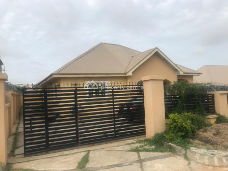 Tastefully Finished 3 Bedrooms Bungalow, Eagles Road, Lafayette Estate, Gaduwa, Abuja, Detached Bungalow for Sale