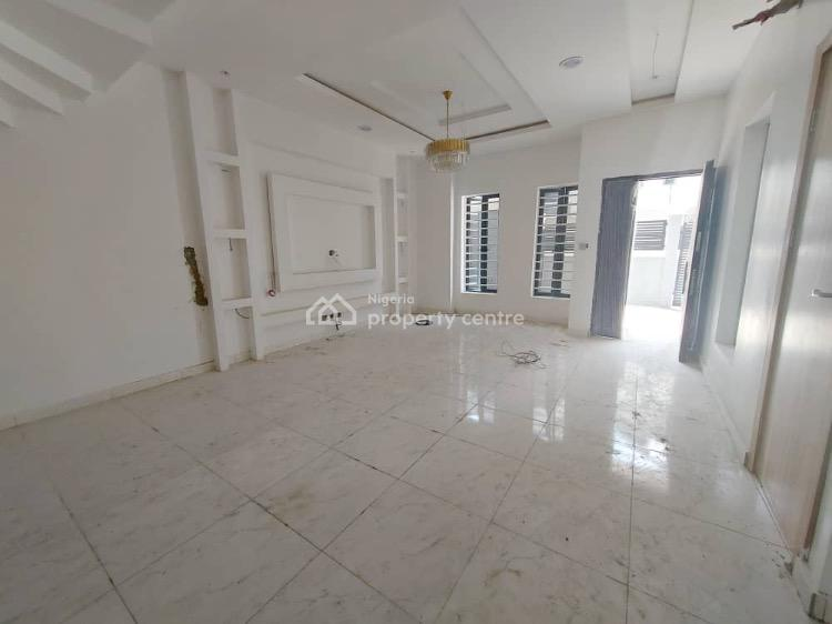Luxurious 4 Bedroom Semi-detached Duplex with a Room Bq, 2nd Toll Gate, Lekki, Lagos, Semi-detached Duplex for Sale