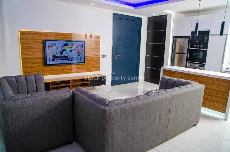 The Mews 2 Bedroom Apartment., Kusenla Road., Ikate, Lekki, Lagos, Flat Short Let