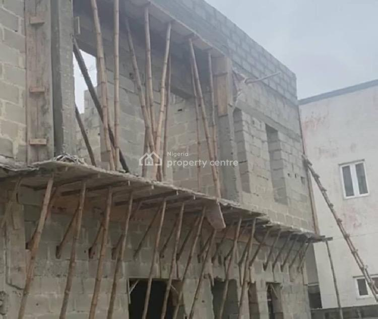 4 Bedrooms Semi Detached Duplex with Payment Plan in Well Secured Estate, Ado, Ajah, Lagos, Semi-detached Duplex for Sale