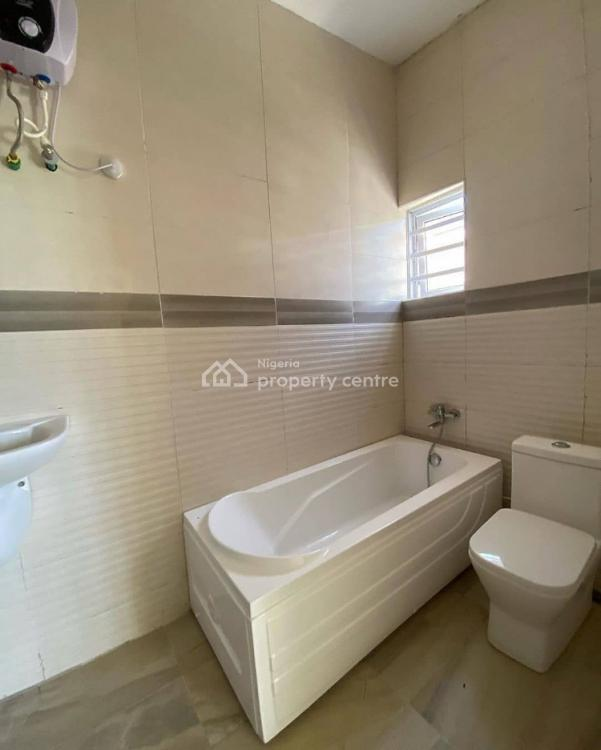 Nicely Built 4 Bedroom Terraced Duplex, Off 2nd Toll Gate, Lekki, Lagos, Terraced Duplex for Sale