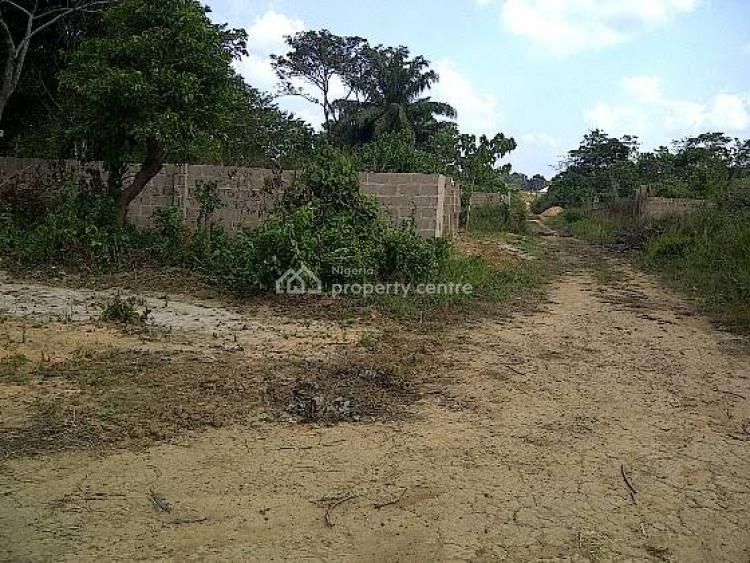 a Standard Plot of Land, Ibagwa, Abakpa Nike, Enugu, Enugu, Residential Land for Sale