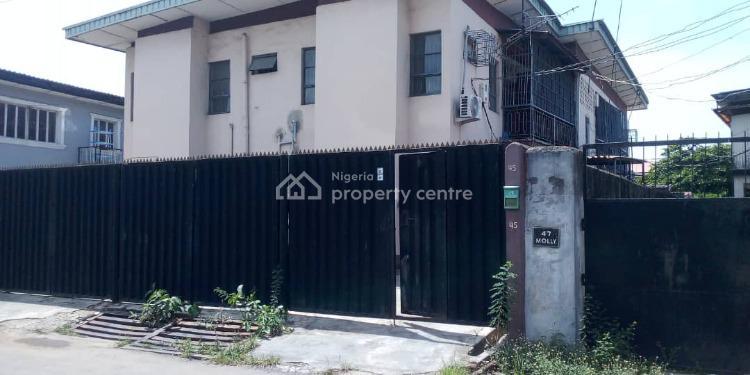 Good Investment, Mercy Eneli Street, Masha, Surulere, Lagos, Block of Flats for Sale