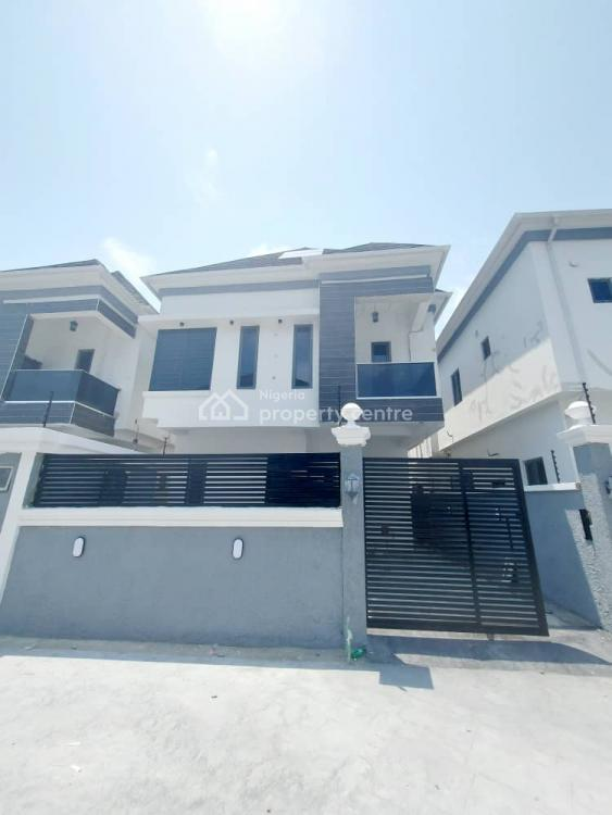 4 Bedroom Fully Detached Duplex, 2nd Toll Gate Lekki, Lekki Phase 2, Lekki, Lagos, Detached Duplex for Sale
