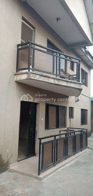 3 Bedroom Flat, Fagba, Agege, Lagos, Flat for Rent