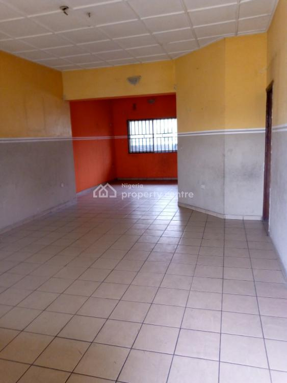 a Standard 2 Bedroom Flat with Standard Facilities, Okporo Road, Rumuodara, Port Harcourt, Rivers, Flat for Rent