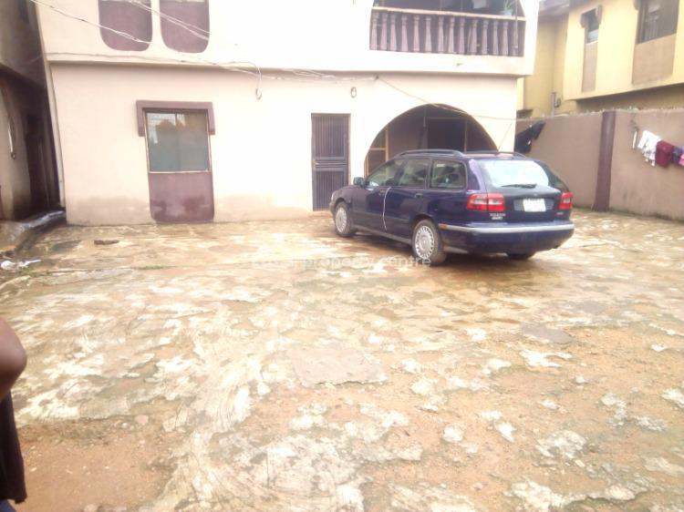 No Landlord- Newly Renovated 2 Bedroom Flat, Behind Ipaja Police Station, Off Ayobo Road, Ipaja, Lagos, Flat for Rent