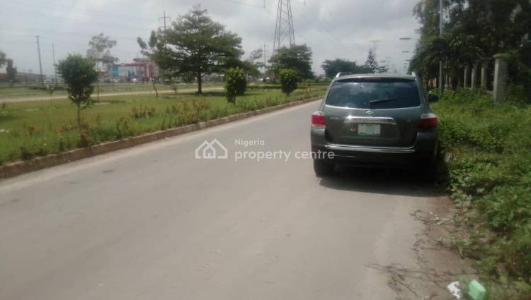 5 Plots of Bearland,completely Dry and Fenced, Lake Park View Estate, Opposite Vgc, Vgc, Lekki, Lagos, Commercial Land for Sale