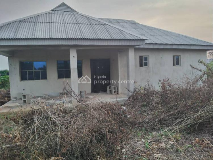 Partly Finished 2 Bedroom Bungalow, Agura Off Gberigbe Road, Gberigbe, Ikorodu, Lagos, Detached Bungalow for Sale