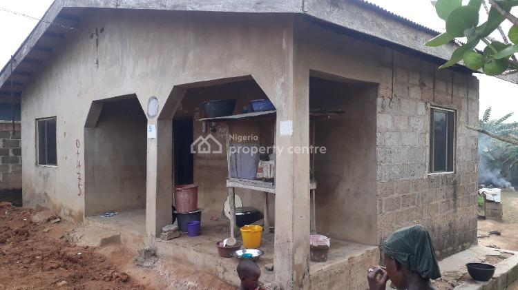 One Plot of Land with a Demolishable Bungalow, Makinde Street, Off Ait Road, Alagbado, Ifako-ijaiye, Lagos, Detached Bungalow for Sale