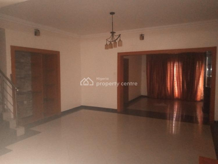 Super Clean 3 Bedroom Terrace Duplex with a Room Bq at Wuse 2, Abuja, Wuse 2, Abuja, Terraced Duplex for Rent