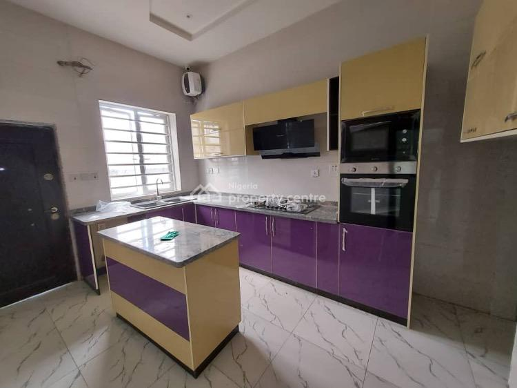 a Lovely 4 Bedroom Semi Detached Duplex in a Secured Environment, 2nd Toll Gate, Lekki, Lagos, Semi-detached Duplex for Sale