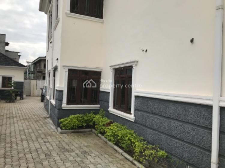 5 Bedrooms Fully Detached Duplex with Cofo, Naval Quarters, Jahi, Abuja, Detached Duplex for Sale