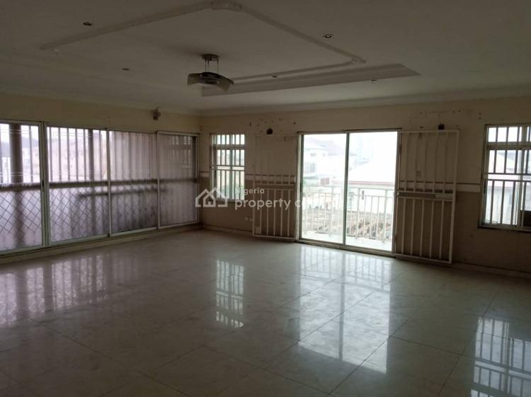 Spacious 3bedroom Flat, Pinnacle Filling Station Road, Nicon Town, Lekki, Lagos, Flat for Rent