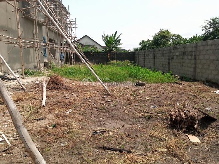 Half Plot of Land, Pennisula Estate, Sangotedo, Ajah, Lagos, Residential Land for Sale