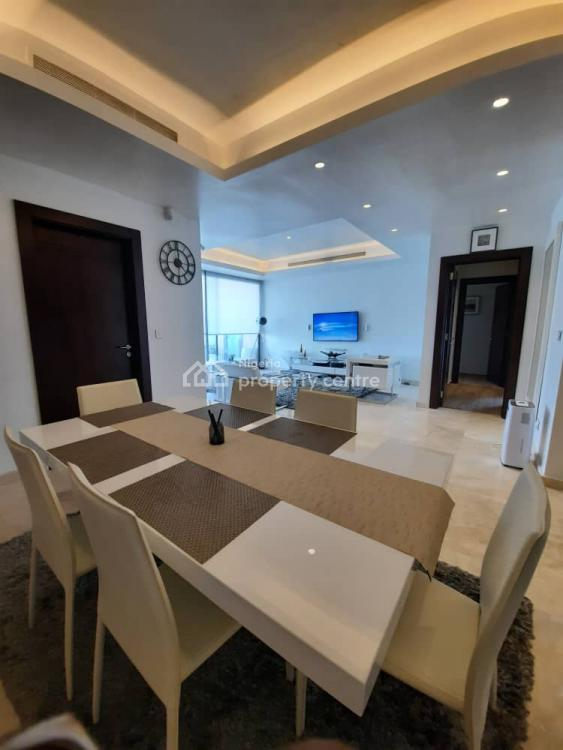 Luxury and Furnished 2 Bedroom Apartment with Excellent Amenities., Eko Pearl Tower, Eko Atlantic City, Victoria Island, Eko Atlantic City, Lagos, Flat / Apartment for Rent