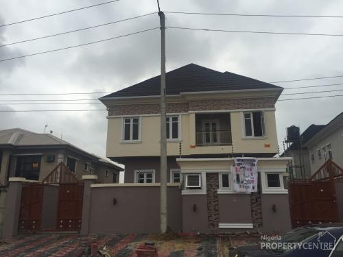For Sale Nice 5 Bedroom Detached House With Boys Quarters