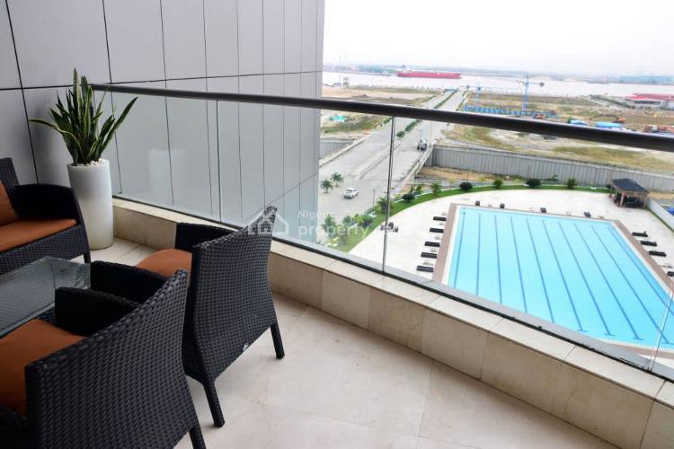 Epitomy of Comfort, Eko Pearl Tower, Eko Atlantic City, Lagos, Flat Short Let
