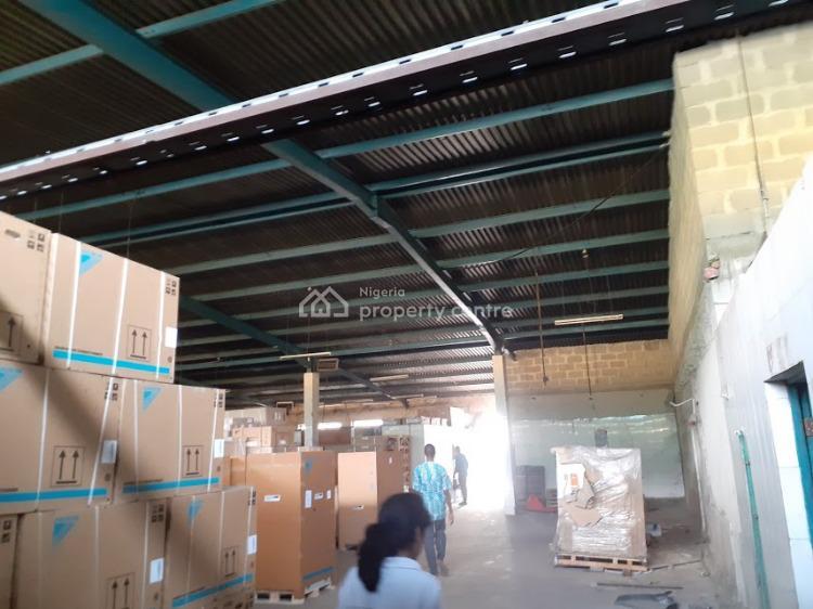 6,000 Square Meter Warehouse on a Land Measuring 9,548 Square Meters,, Adejumo Avenue, Ilupeju Industrial Estate, Ilupeju, Lagos, Warehouse for Sale