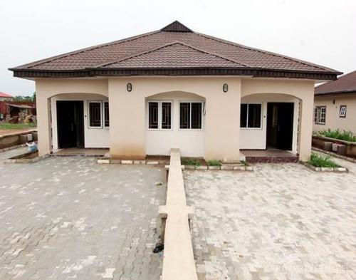 Luxury 2 Bedroom Bungalow Starting N500k Mowe Ofada