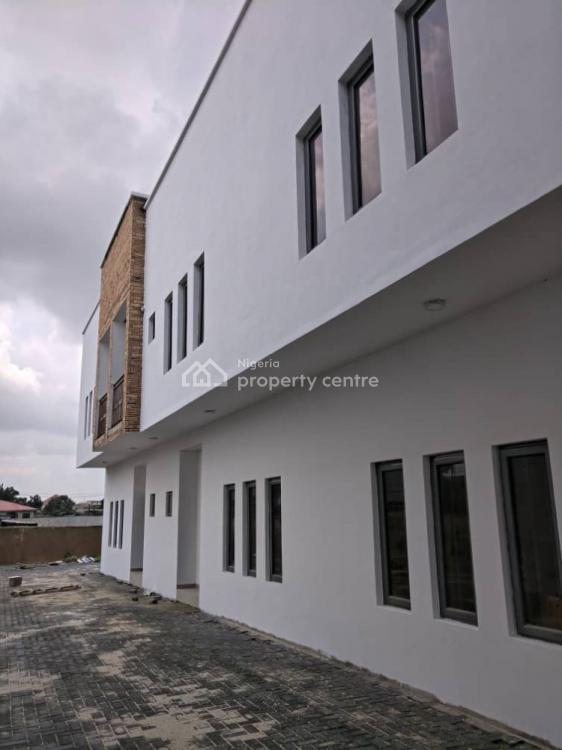 Contemporary 4 Bedroom  Terrace Duplex in a Mini Estate., Oyadiran Estate., Sabo, Yaba, Lagos, Terraced Duplex for Sale