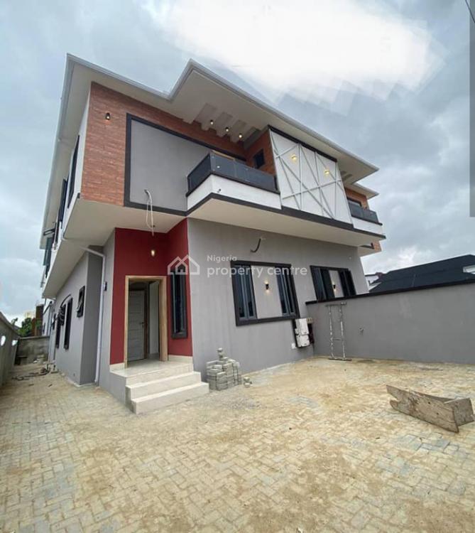 4 Bedroom Semi Detached Duplex & Bq., Lekki, Lagos, Semi-detached Duplex for Sale