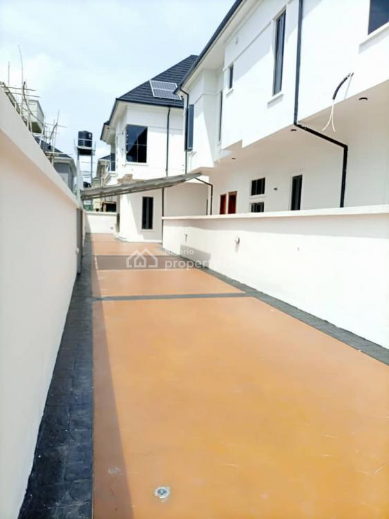 Luxury 5 Bedroom Fully Detached Duplex with Excellent Features., Osapa, Lekki, Lagos, Detached Duplex for Sale