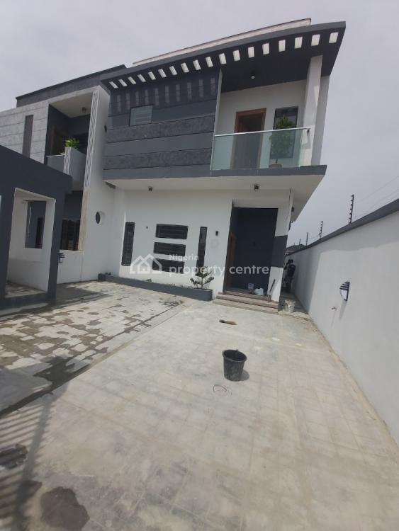 Luxurious 4 Bedroom with Bq., Orchid, Ikota, Lekki, Lagos, Semi-detached Duplex for Sale