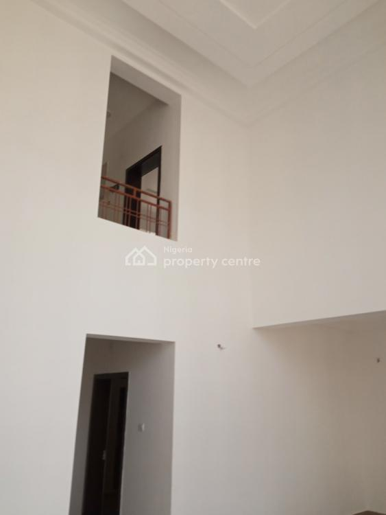 Brand New Finished 4 Bedroom Terrace Duplex with a Room Boys Quater, Guzape District, Abuja, Terraced Duplex for Sale