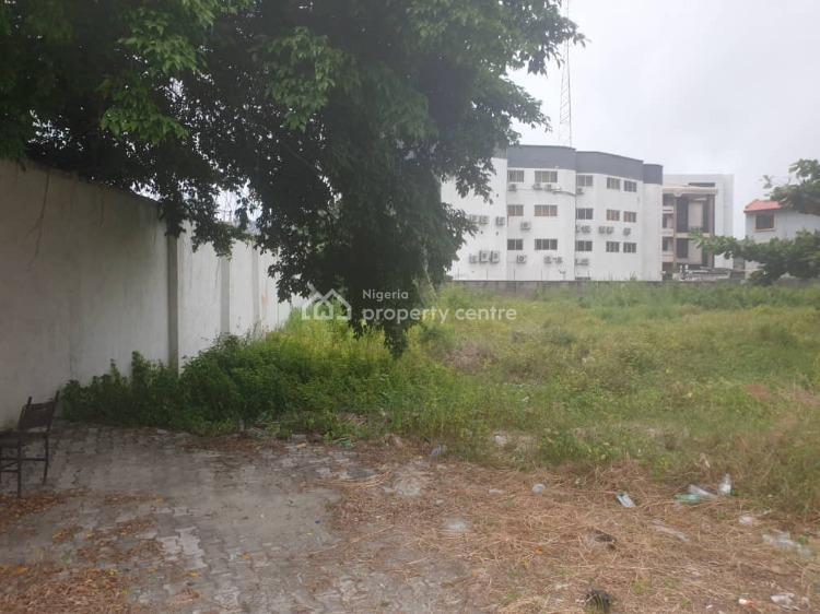 Plot of 2,600sqms with 57 Meters Frontage with Lasg Cofo, Ligali Ayorinde, Victoria Island (vi), Lagos, Mixed-use Land for Sale