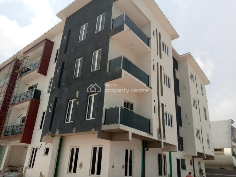 2 Bedroom Flat and Extra Room with Bq., Alma Beach Estate, Near Meadow Hall., Ikate, Lekki, Lagos, Flat for Sale