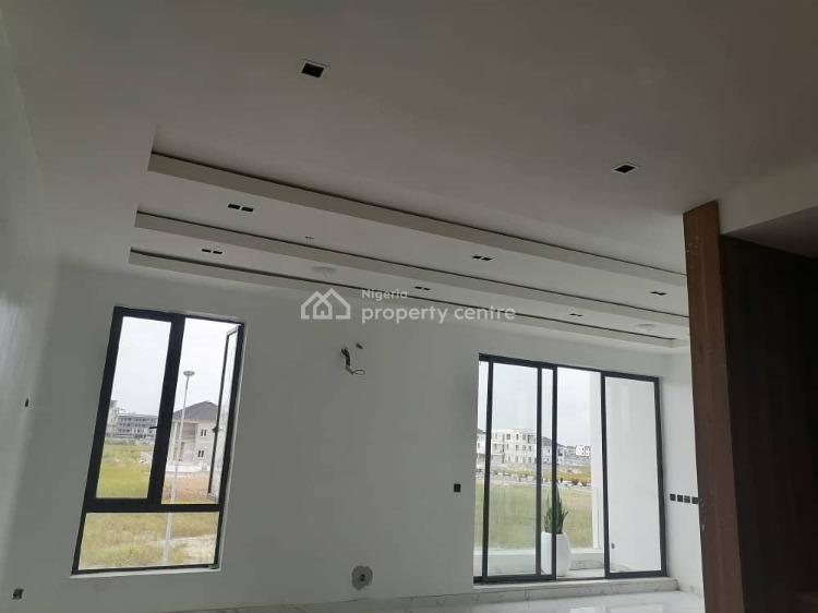Magnificent Luxuriously Finished 5 Bedroom Mansionette + B/q, Cowrie Creek, Nicon Town, Lekki, Lagos, Semi-detached Duplex for Sale