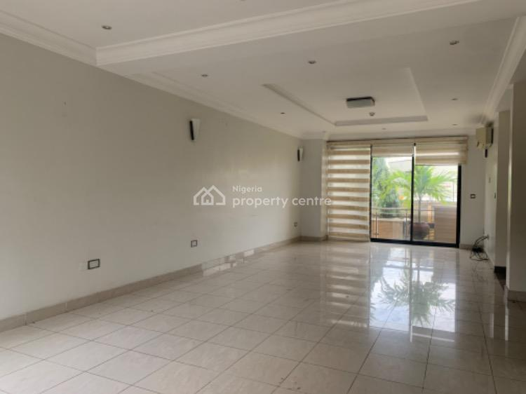 Luxury 3 Bedrooms American Style Town with a Bq, 2nd Avenue Estate, Old Ikoyi, Ikoyi, Lagos, Terraced Duplex for Sale