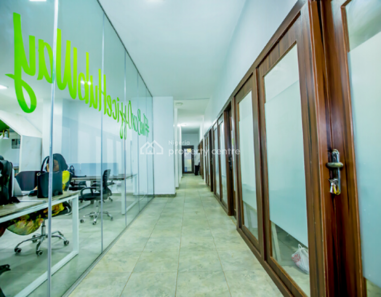 Fully Serviced and Furnished Workspace with Unlimited Internet, Box Office Hub, 1473 Albert Osakwe Building, Central Business District, Abuja, Office Space Short Let
